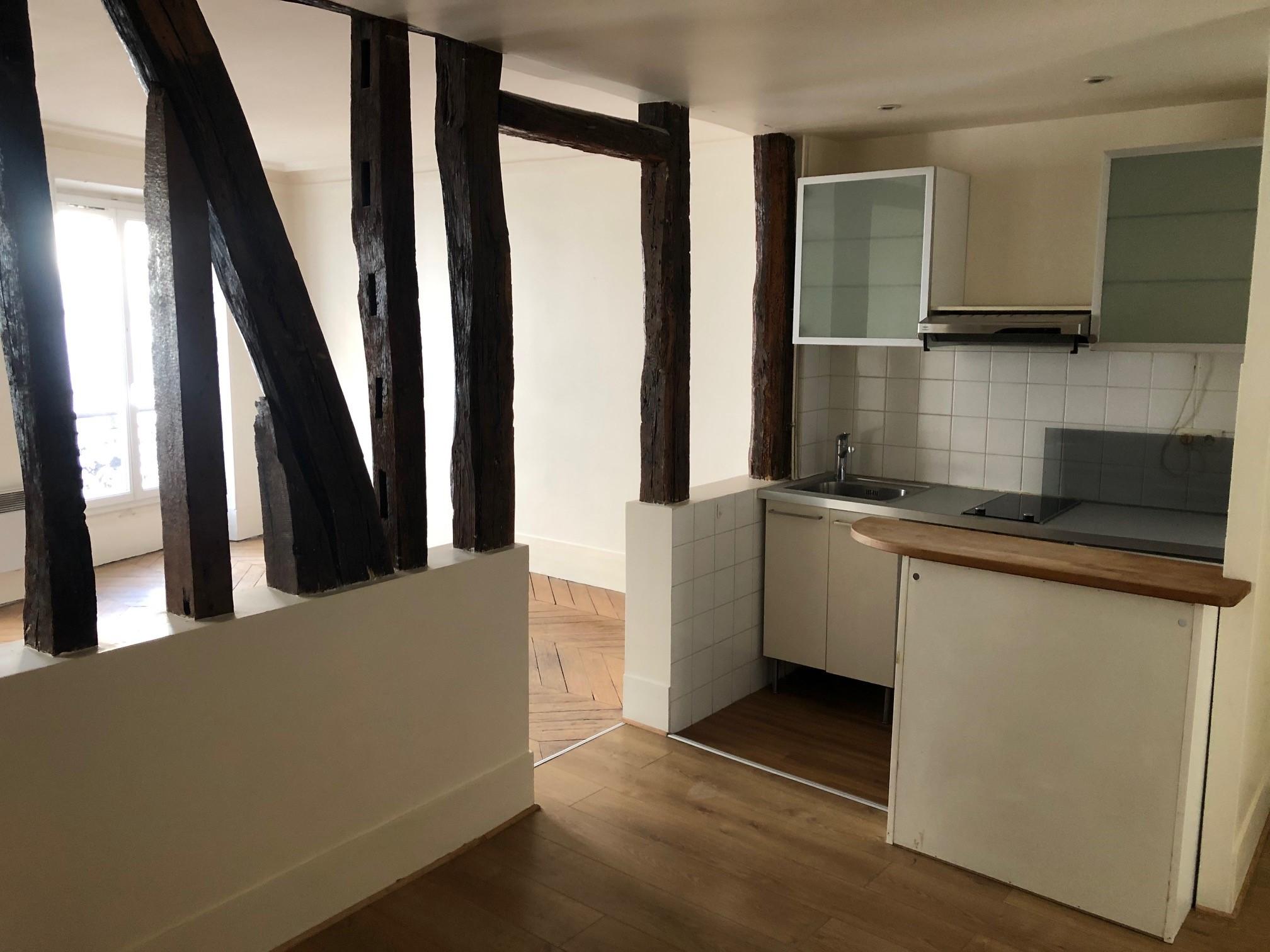 Appartement à louer, Paris (75016)