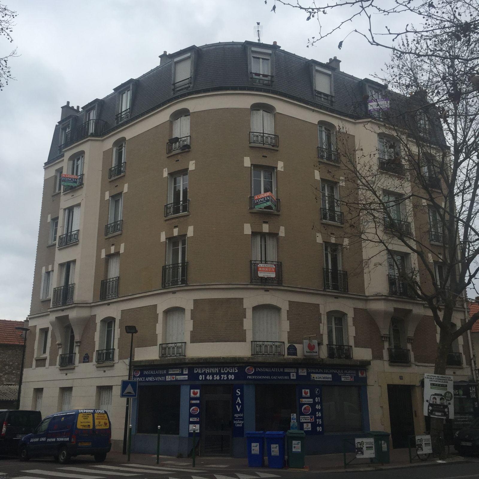 Appartement à vendre, Malakoff (92240)