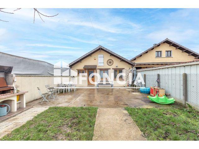 Maison à vendre sur Morangis